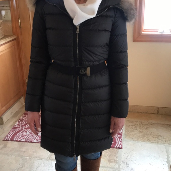 """f9ce163ff Authentic """"Like New Moncler down coat"""""""